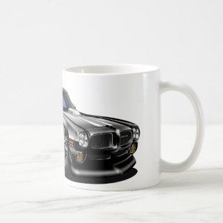 1970/72 Trans Am Black Car Coffee Mug