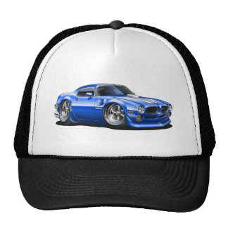 1970/72 Trans Am Blue Car Hat