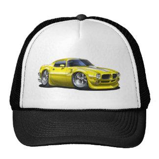 1970/72 Trans Am Yellow Car Trucker Hat