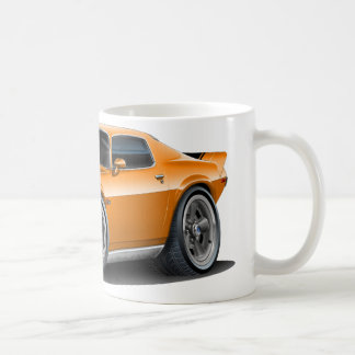 1970-73 Camaro Orn Blk Car Coffee Mug