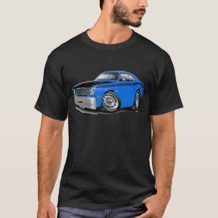 1970-74 Duster 340 Blue Car T-Shirt