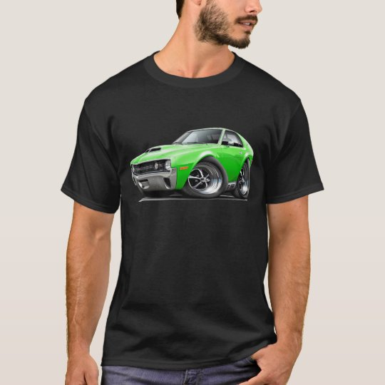 1970 AMX Lime Car T-Shirt