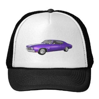 1970 Chevelle SS: Purple Finish: Cap