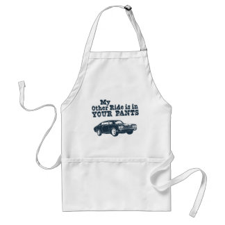 1970 Chevrolet Chevelle SS 454 Adult Apron