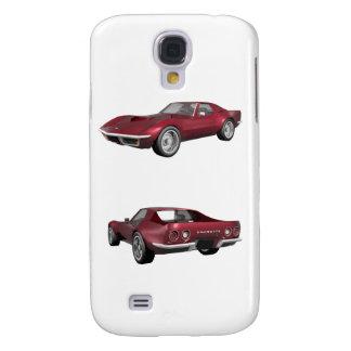 1970 Corvette Sports Car: iPhone 3 Case
