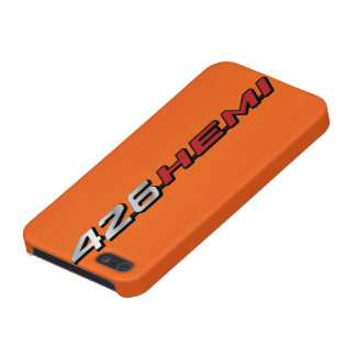 1970 Dodge Challenger R/T 426 Hemi iPhone 5/5S Covers