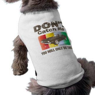 1970 Dodge Challenger Sleeveless Dog Shirt