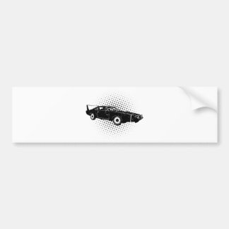1970 Dodge Charger Daytona Hemi Bumper Sticker