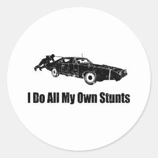 1970 Dodge Charger Daytona Hemi Stickers