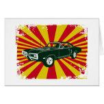 1970 Dodge Super Bee 400 Greeting Card
