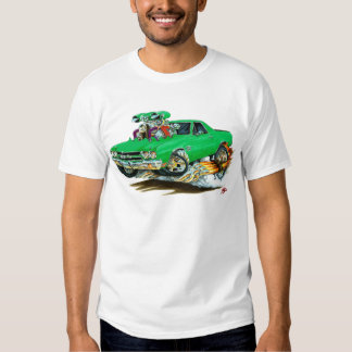 1970 El Camino Green Truck Tees