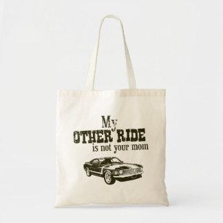 1970 Ford Mustang Boss 302 Tote Bag
