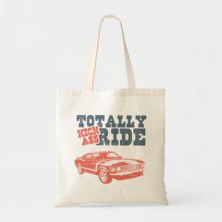1970 Ford Mustang Boss 302 Budget Tote Bag