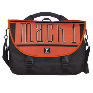 1970 Ford Mustang GT Mach 1 Computer Bag