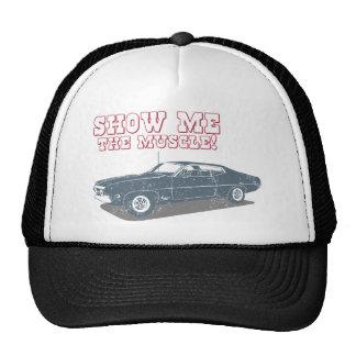 1970 Ford Torino Cobra 429 Trucker Hats