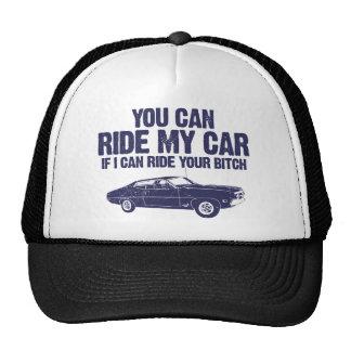 1970 Ford Torino Cobra 429 Mesh Hat