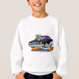 1970 Monte Carlo Black Car Sweatshirt