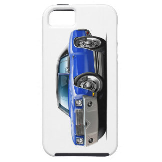 1970 Monte Carlo Blue-Black Top Car iPhone 5 Covers