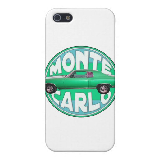 1970 Monte Carlo style iPhone 5 Case