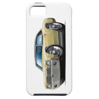 1970 Monte Carlo Tan-Black Top Car iPhone 5 Case