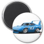 1970 Nascar Superbird Petty 6 Cm Round Magnet