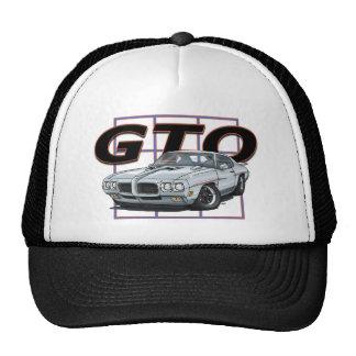 1970 Pontiac GTO Cap