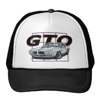 1970 Pontiac GTO Mesh Hats