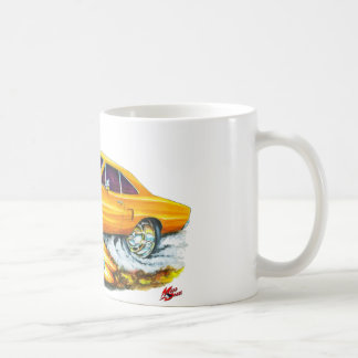 1970 Roadrunner Orange Car Mug