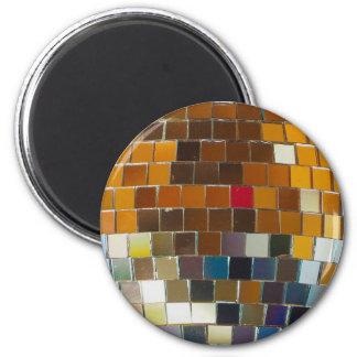 1970s Disco Ball Magnet! Magnet