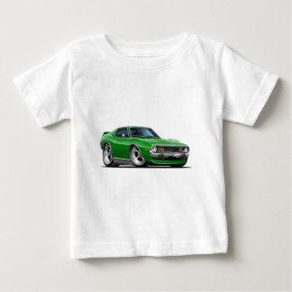 1971-72 Javelin Green Car Tshirts