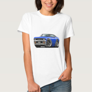 1971-72 Nova Blue-Black Top T-shirts