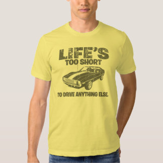 1971 AMC Javelin Tee Shirts