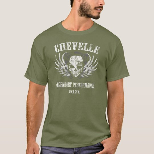 1971 Chevelle Legendary Performance T-Shirt