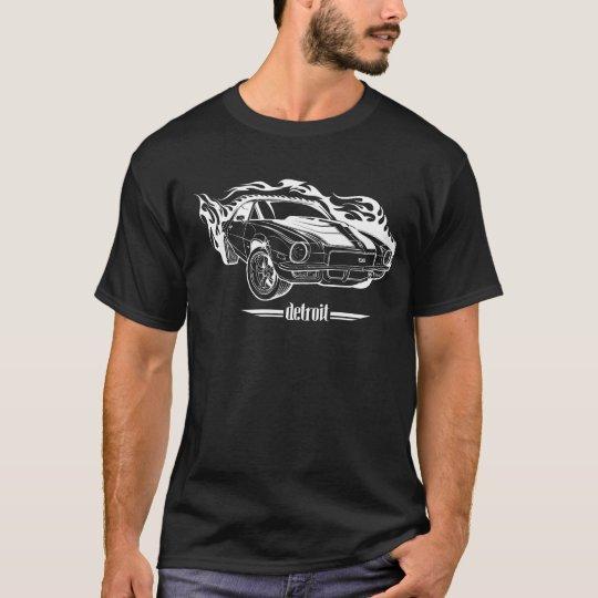 1971 Chevy Camaro ss T-Shirt