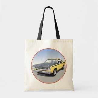 1971 Duster 340 Budget Tote Bag