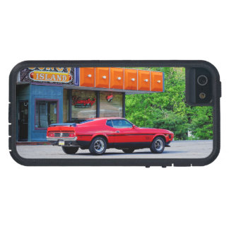 1971 Ford Mach 1 Mustang iPhone 5 Covers