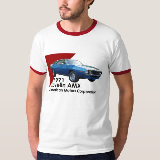 1971 Javelin AMX by AMC T-Shirt