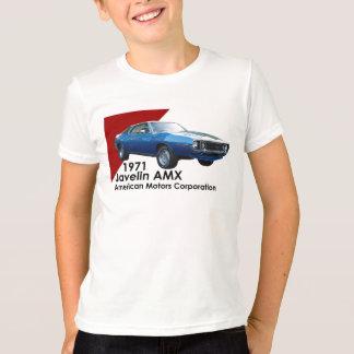1971 Javelin AMX by AMC T-Shirt