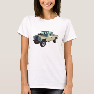 1971 Land Rover Pickup Truck T-Shirt