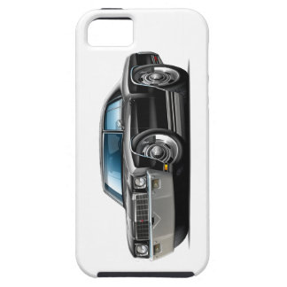 1971 Monte Carlo Black car iPhone 5 Cover