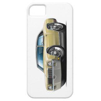 1971 Monte Carlo Tan-Black Top Car iPhone 5 Case
