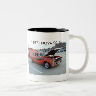 1971 Nova SS - Two Tone Mug