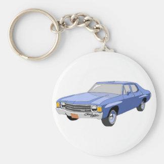 1972 Chevrolet Chevelle Keychain