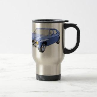1972 Chevrolet Chevelle Coffee Mugs