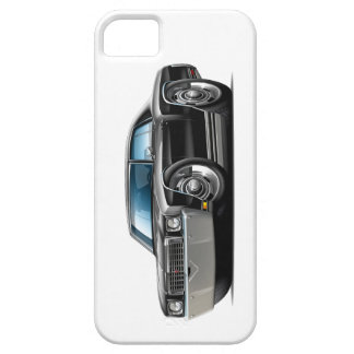 1972 Monte Carlo Black Car iPhone 5 Cover