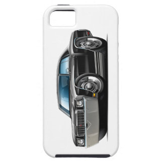 1972 Monte Carlo Black Car iPhone 5 Covers