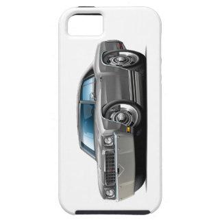 1972 Monte Carlo Grey-Black Top Car iPhone 5 Cases