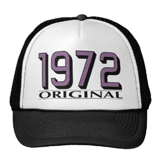 1972 Original Hat