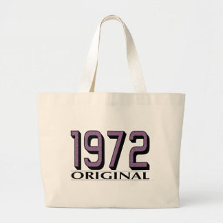 1972 Original Large Tote Bag
