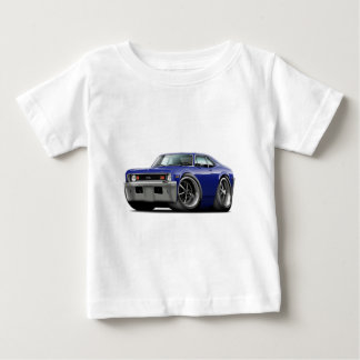 1973-74 Nova Dark Blue Car Baby T-Shirt